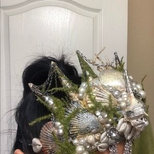 handmade Other - Mermaid/Siren Halloween costume
